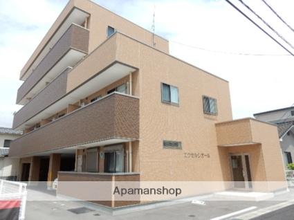 岡山県岡山市北区、北長瀬駅徒歩16分の新築 4階建の賃貸マンション