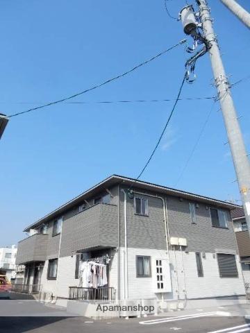 岡山県岡山市中区、高島駅徒歩5分の新築 2階建の賃貸アパート