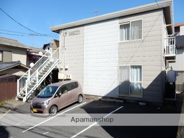 岡山県岡山市中区、中納言駅徒歩15分の築25年 2階建の賃貸アパート