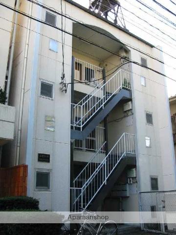 岡山県岡山市北区、岡山駅徒歩9分の築38年 3階建の賃貸マンション