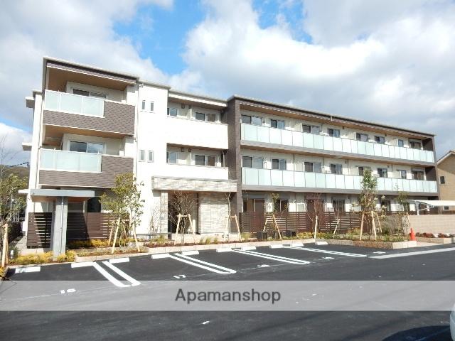 岡山県岡山市北区、庭瀬駅徒歩13分の新築 3階建の賃貸アパート