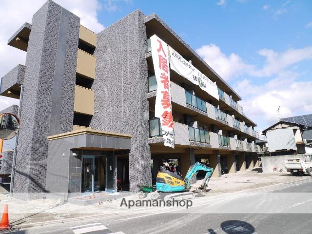 岡山県岡山市中区、中納言駅徒歩16分の新築 4階建の賃貸マンション