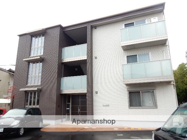 岡山県岡山市中区、小橋駅徒歩20分の新築 3階建の賃貸マンション