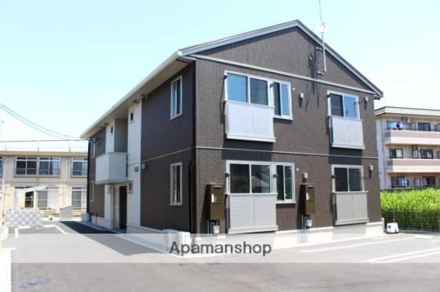 岡山県岡山市北区、西川原駅徒歩21分の新築 2階建の賃貸アパート