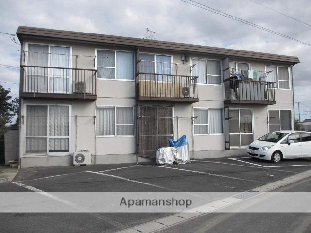 岡山県岡山市北区、庭瀬駅徒歩24分の築30年 2階建の賃貸アパート