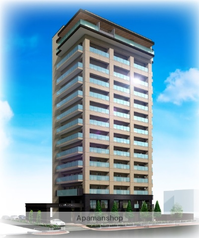岡山県岡山市南区、妹尾駅徒歩1分の新築 14階建の賃貸マンション