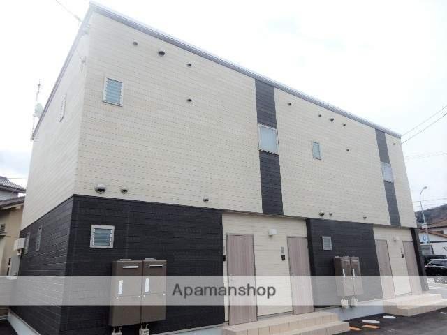 岡山県岡山市北区、備前一宮駅徒歩7分の新築 2階建の賃貸アパート