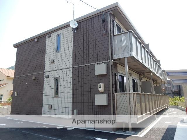 岡山県備前市、伊部駅徒歩8分の新築 2階建の賃貸アパート