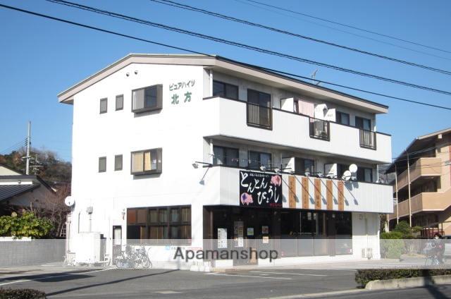 岡山県岡山市北区、西川原駅徒歩30分の築23年 3階建の賃貸マンション