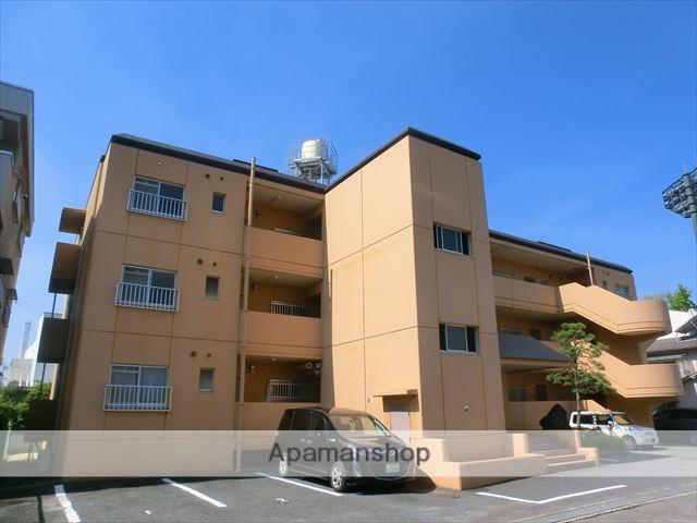 岡山県岡山市北区、岡山駅徒歩22分の築23年 3階建の賃貸マンション