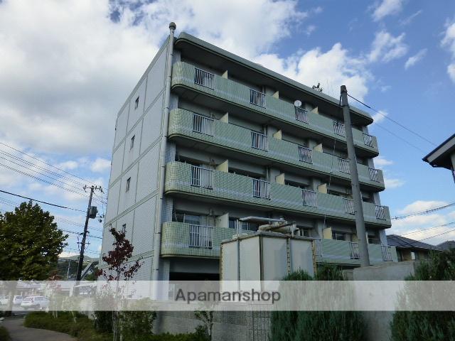 岡山県岡山市北区、岡山駅徒歩37分の築27年 5階建の賃貸マンション