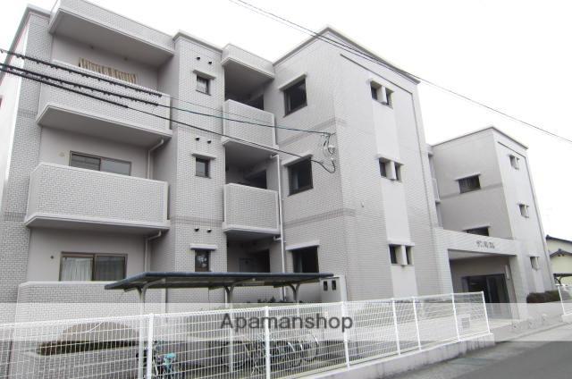 岡山県岡山市中区、西川原駅徒歩18分の築26年 3階建の賃貸マンション