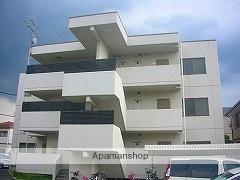 岡山県岡山市中区、西川原駅徒歩22分の築20年 3階建の賃貸マンション