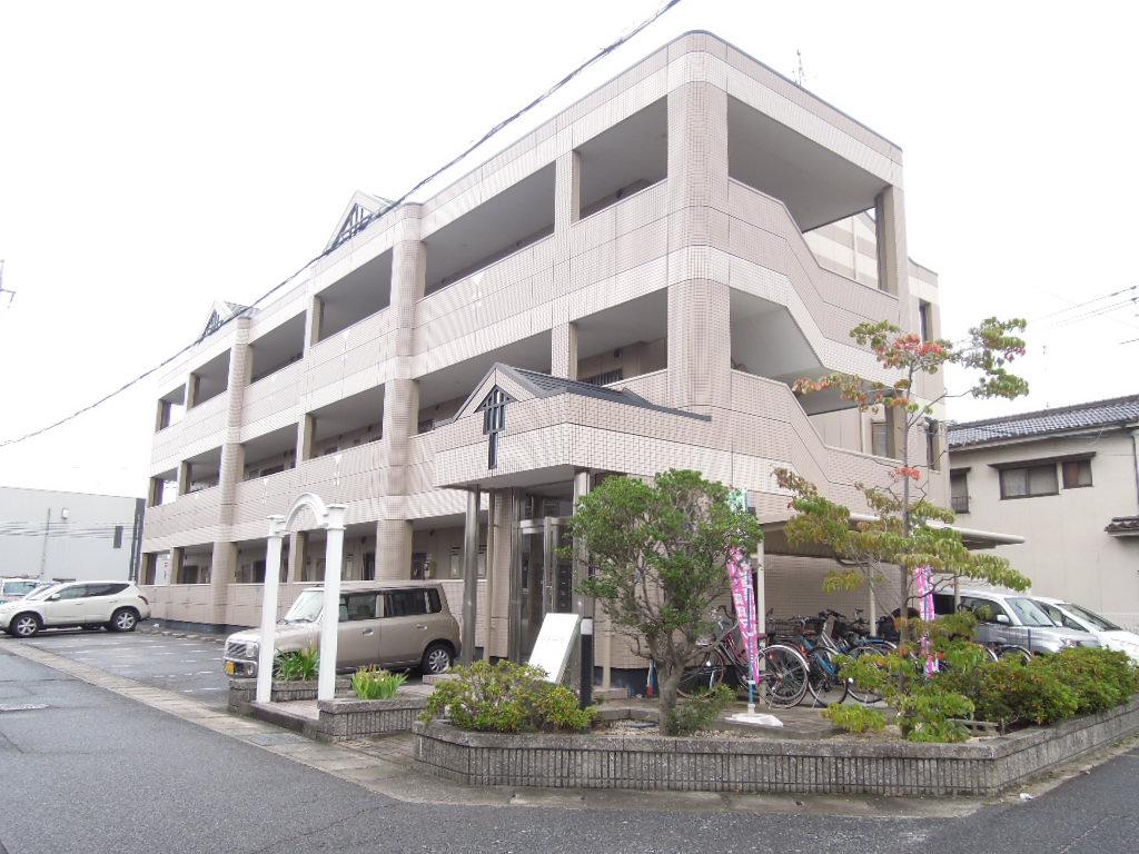岡山県岡山市北区、大元駅徒歩34分の築19年 3階建の賃貸マンション