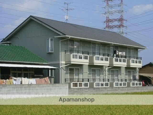 岡山県岡山市北区、北長瀬駅徒歩26分の築20年 2階建の賃貸アパート