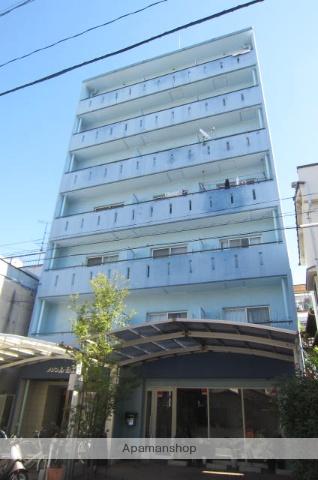 岡山県岡山市北区、岡山駅徒歩19分の築27年 7階建の賃貸マンション