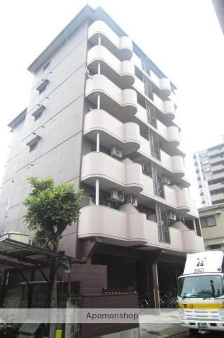 岡山県岡山市中区、中納言駅徒歩5分の築28年 7階建の賃貸マンション