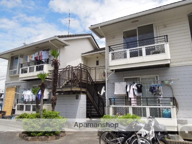 岡山県岡山市北区、北長瀬駅徒歩27分の築26年 2階建の賃貸アパート