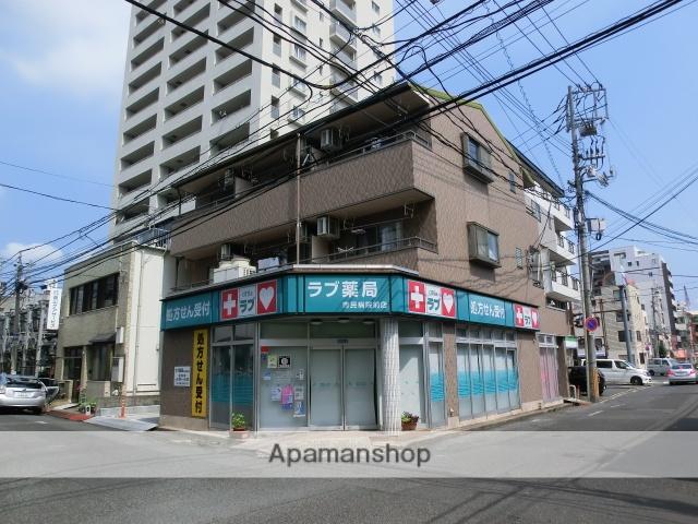 岡山県岡山市北区、大雲寺前駅徒歩2分の築15年 3階建の賃貸マンション