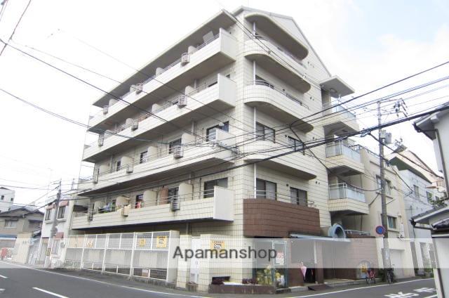 岡山県岡山市北区、岡山駅徒歩23分の築31年 5階建の賃貸マンション
