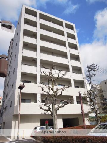 岡山県岡山市北区、城下駅徒歩3分の築12年 8階建の賃貸マンション