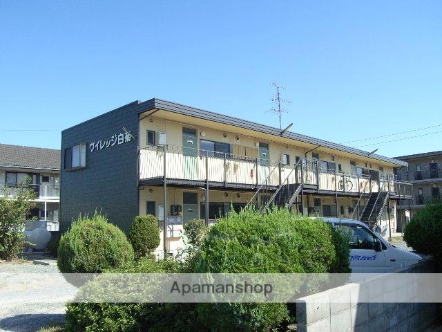 岡山県岡山市中区、高島駅徒歩8分の築36年 2階建の賃貸アパート