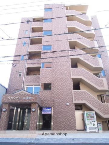 岡山県岡山市北区、西川緑道公園駅徒歩7分の築15年 7階建の賃貸マンション