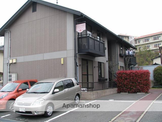 岡山県都窪郡早島町、早島駅徒歩26分の築20年 2階建の賃貸アパート