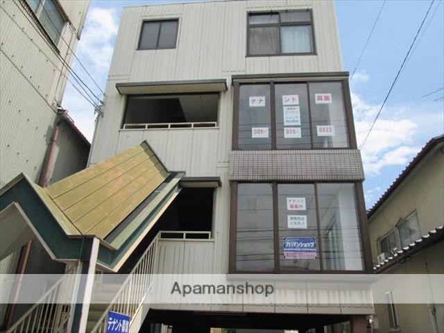 岡山県岡山市北区の築28年 4階建の賃貸マンション