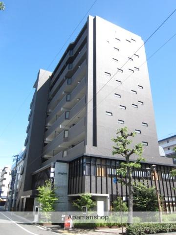 岡山県岡山市北区、岡山駅徒歩12分の築7年 9階建の賃貸マンション
