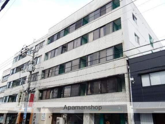 岡山県岡山市北区、西川緑道公園駅徒歩7分の築38年 5階建の賃貸マンション