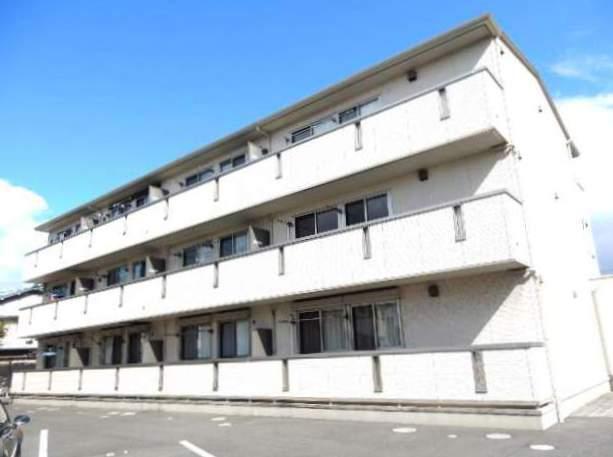 岡山県岡山市南区、門田屋敷駅徒歩74分の築8年 3階建の賃貸アパート