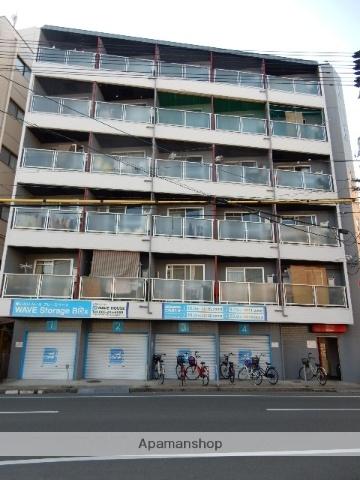 岡山県岡山市北区、岡山駅徒歩29分の築26年 6階建の賃貸マンション