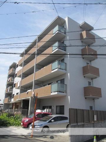 岡山県岡山市北区、岡山駅徒歩25分の築8年 5階建の賃貸マンション