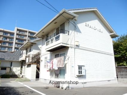 岡山県岡山市北区、大元駅徒歩19分の築28年 2階建の賃貸アパート