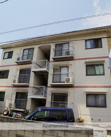 岡山県岡山市南区、大元駅徒歩42分の築29年 3階建の賃貸マンション