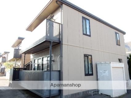 岡山県備前市、香登駅徒歩6分の築16年 2階建の賃貸アパート