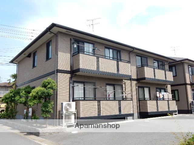 岡山県岡山市北区、北長瀬駅徒歩28分の築16年 2階建の賃貸アパート