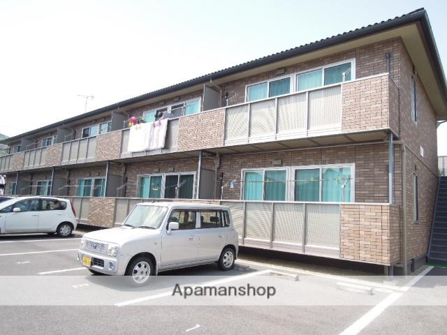 岡山県備前市、伊部駅徒歩3分の築9年 2階建の賃貸アパート