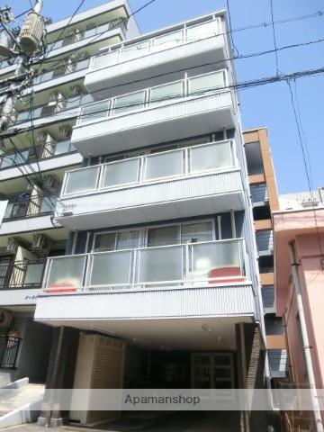 岡山県岡山市北区、岡山駅徒歩12分の築9年 5階建の賃貸マンション