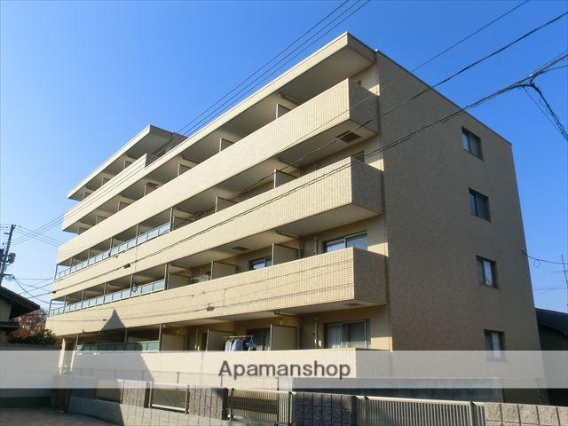 岡山県岡山市北区、岡山駅徒歩34分の築10年 5階建の賃貸マンション