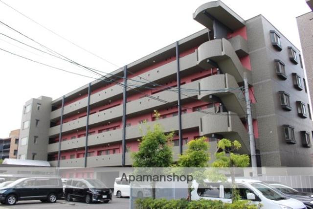 岡山県岡山市北区、北長瀬駅徒歩29分の築17年 5階建の賃貸マンション