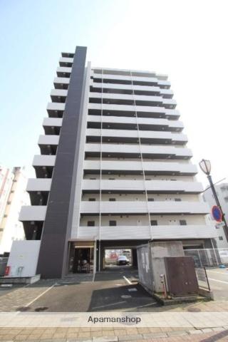 岡山県岡山市北区、岡山駅徒歩23分の築9年 12階建の賃貸マンション