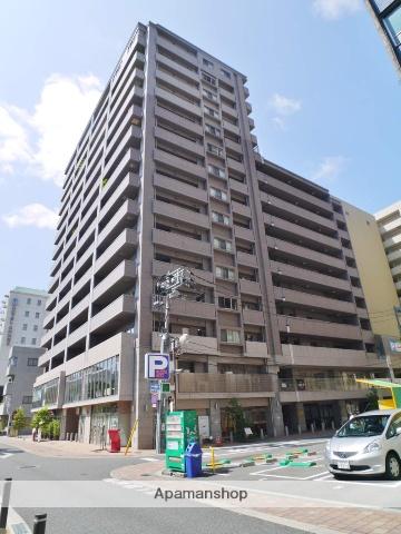 岡山県岡山市北区、岡山駅徒歩6分の築9年 15階建の賃貸マンション