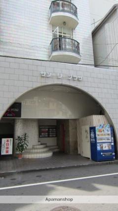 岡山県岡山市北区、岡山駅徒歩18分の築37年 6階建の賃貸マンション