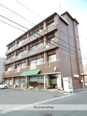 岡山県岡山市南区、大元駅徒歩36分の築45年 4階建の賃貸マンション
