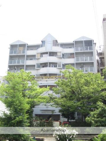 岡山県岡山市北区、岡山駅徒歩20分の築29年 7階建の賃貸マンション