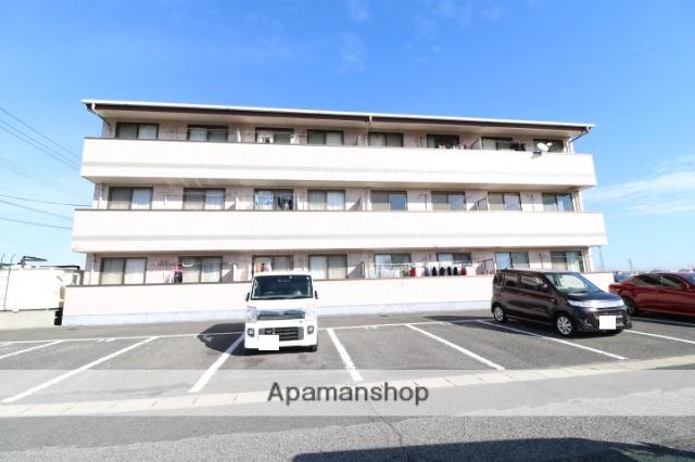 岡山県岡山市南区、大元駅徒歩62分の築19年 3階建の賃貸マンション