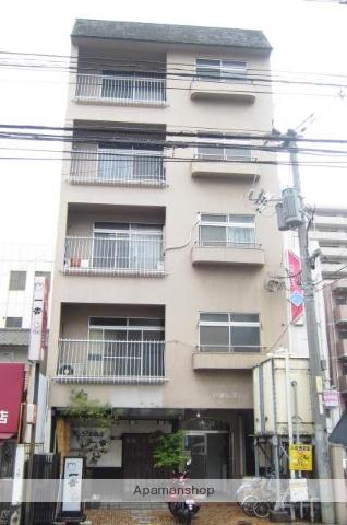 岡山県岡山市北区、岡山駅徒歩9分の築39年 5階建の賃貸マンション