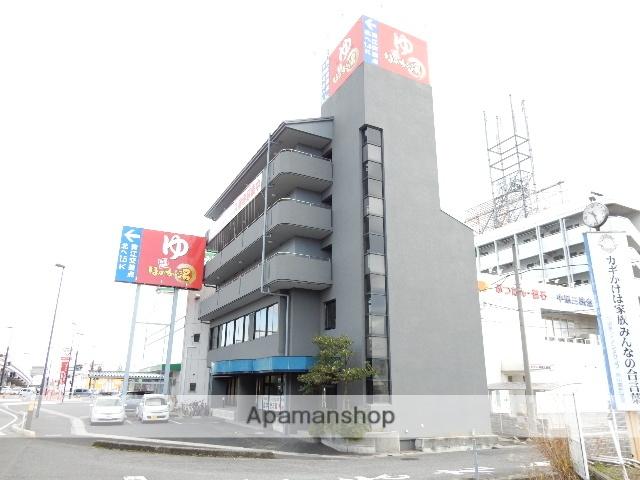 岡山県岡山市南区、岡山駅徒歩54分の築26年 5階建の賃貸マンション
